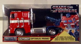 Transformers Generations Studio Series Hollywood Rides G1 Optimus Prime Misb