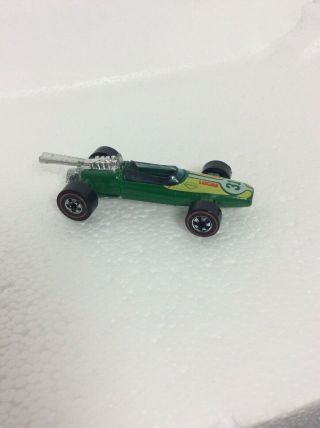 Hot Wheels Redline Hong Kong Rash1 Green Tampo Is Best Ive Seen On This Car