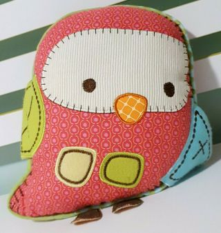 Living Textiles Baby Owl Plush Toy Children
