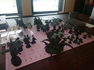 Warhammer 40k Snakebitez Ork Army - One - Of - A - Kind,  Tons Of Kitbashes/conversions