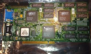 Orchid Righteous 3d Ii 12mb - 3dfx Interactive Voodoo2 Graphicstm