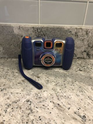 Vtech Kidizoom Spin & Smile Duo Selfie Camera Video Games Photo