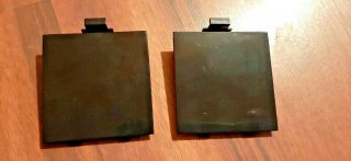 Excalibur King Master Iii Electronic Chess/checkers Replacement Covers Both