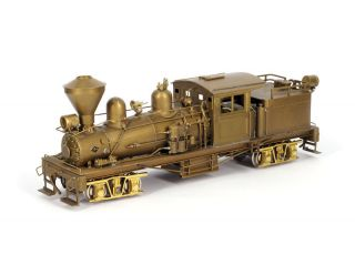 Pfm United Scale Models Ho H0 Brass 2 - Truck Shay Class B Laiton Messing - Modelle