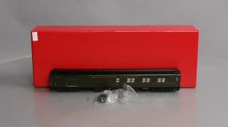 The Coach Yard 0907 Ho Brass Sp Hw Baggage Dormitory Car 3501 - Factory Painted