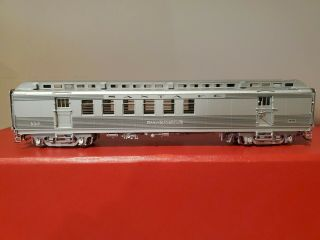 The Coach Yard Tcy Ho Brass Santa Fe Atsf Rpo 75 Shadowlined