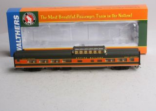 Walthers 932 - 9039 Ho Great Northern Empire Builder Budd 48 - Seat Vista Dome Ln