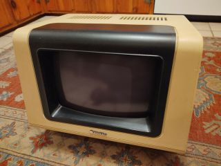 Vintage Televideo 925 Computer Terminal Monitor 1980s Rare Powers On