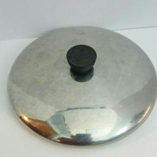 """Vintage Revere Ware Replacement Lid 9 """" Inch Stainless Steel Lid Only"""