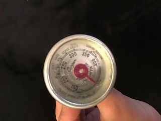 Vintage - Cooper Candy - Jelly - Fat Thermometer