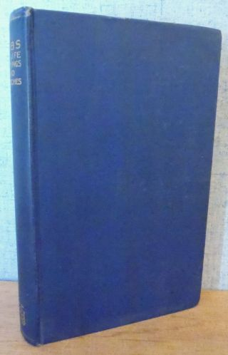 Debs: His Life,  Writings,  & Speeches By Stephen M.  Reynolds 1908 Eugene V.  Debs